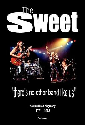 The Sweet Book: Illustrated Biography 1971-78 - Brian Connolly, Glam Rock, 1970s