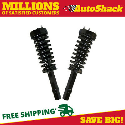 Front Pair (2) Complete Struts Assembly w/coil springs Fits 07-10 Dodge Charger