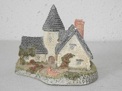 David Winter Cottages Vicarage 1985 figurine No box or coa ~B