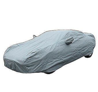 Toyota MR2 Mk2 Car Cover with Factory Rear Spoiler - 1989 to 1999 (291)