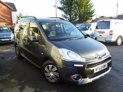 Citroen Berlingo auto automatic wav wheelchair accessible vehicle disabled car