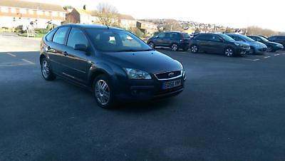 Ford Focus 1.8 125 2006.5MY Ghia