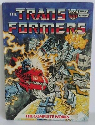 Transformers The Complete Works Part 1