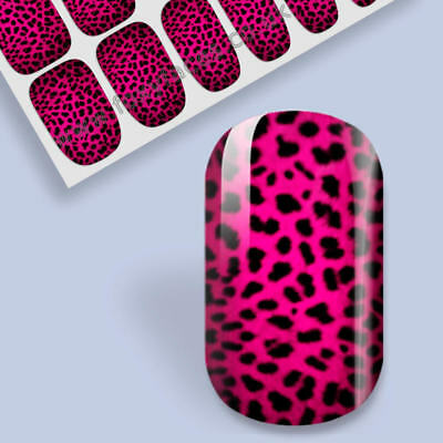 Nail Wrap Art Transfers Foils Self Adhesive Decal Foil Sticker DIY Tip Party