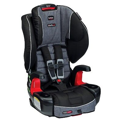 Britax Booster Frontier Clicktight Combination Harness 2 Booster Car Seat Vibe