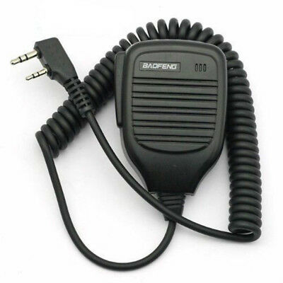 Two-way Portable Baofeng BF-S112 Walkie Talkie Hand microphone Handheld Speaker