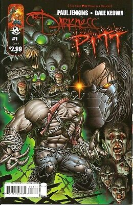 Darkness / Pitt #1 / Dale Keown / Top Cow / Image / Aug 2009 / N/m / 1St Print