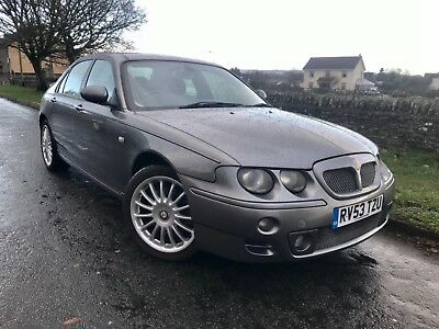 2003 Mg Zt 2.5 V6 190 - New Belts - Excellent Condition