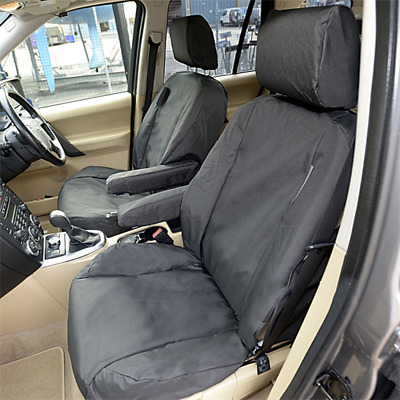 for Land Rover LR2 -Seat Covers Front Pair - Waterproof 2006 to 2015 (108)