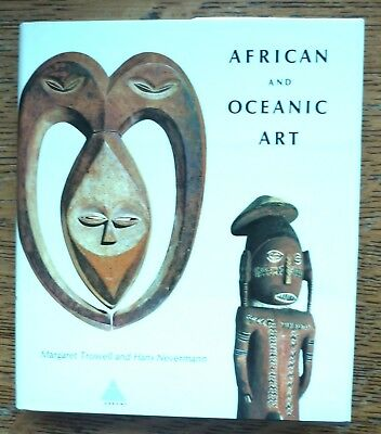 Book: Margaret Trowell, African and Oceanic Art