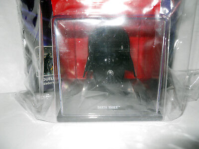 Star Wars Helm Sammlung DeAgostini mit Magazin Darth Vader