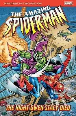 Amazing Spider-Man: The Night Gwen Stacy Died, Very Good Condition Book, Various