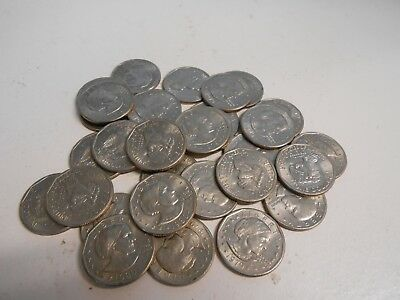 Susan B. Anthony Coins - Circulated -