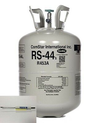 R22 Replacement, RS44b, R453a Refrigerant, Newest R22 Drop-in Replace, Kit A