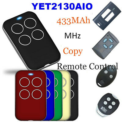 Multi-frequency  Wireless Transmitter 433.92MHz Remote Control Garage Door