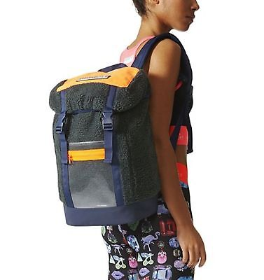 adidas Womens Stella McCartney Backpack Stellasport Gym Training Sports Rucksack