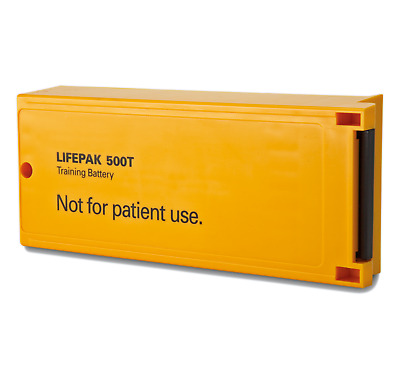 Physio Control Replacement Simulated Battery Pack for LIFEPAK 500T  11250-000006