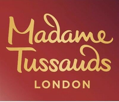 2 X Madame Tussauds Tickets - Choose Available Date Jan To March - Worth £70!!