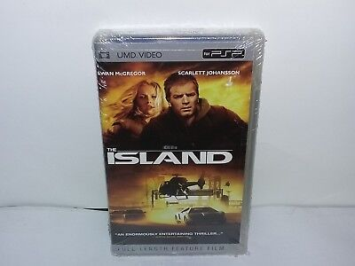 The Island (UMD, Region 1 for USA/Canada, English, French, Widescreen) NEW