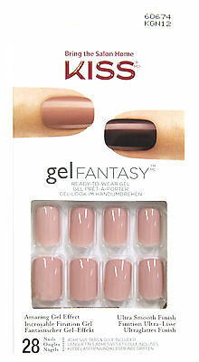 Kiss Gel Fantasy Nails Ribbon - Amazing gel shine and an ultra-smooth finish
