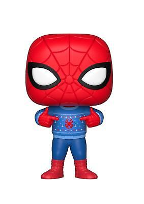 Funko Marvel Holiday Spider-Man Ugly Sweater Pop! Vinyl Figure #397