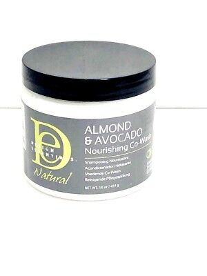 Design Essentials Almond Avocado Moisturizing Detangling Shampoo