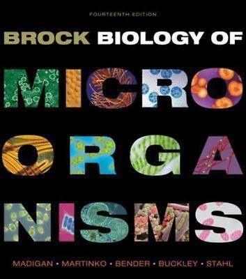 EBOOK Brock Biology of Microorganisms by Madigan Martinko Bender 14th Edition