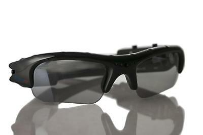 Digital Surveillance Sunglasses w/ Video/Audio Recording