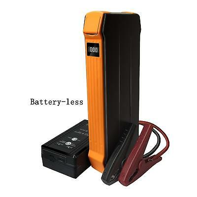 12V Battery-less Portable Car Dead Battery Jump Starter super-cap By autowit