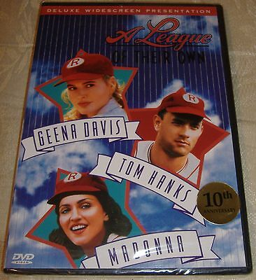 "A League of Their Own [DVD] ""NEW"""