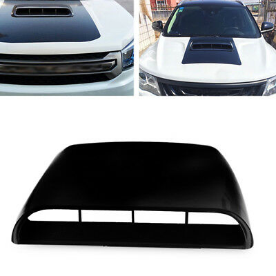 Scoop Universal H1 Air Flow Auto Bonnet Cover Mini Car Nice Intake Vent Hood