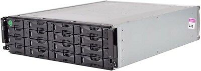 Dell EqualLogic PS4000 16-Bay iSCSI Disk Drive Storage Array w/16x HDD Caddy