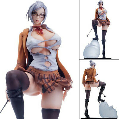 UNION CREATIVE Prison School Meiko Shiraki PVC Figure Gift New 25cm No Box