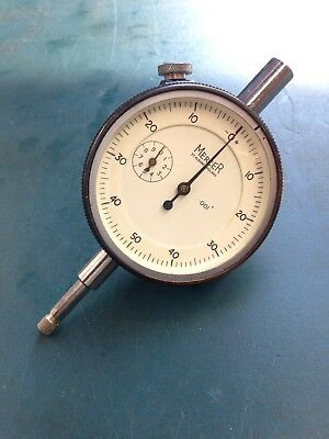 Dial Test Indicator Mercer Engineers Dial Gauge For Latge Milling
