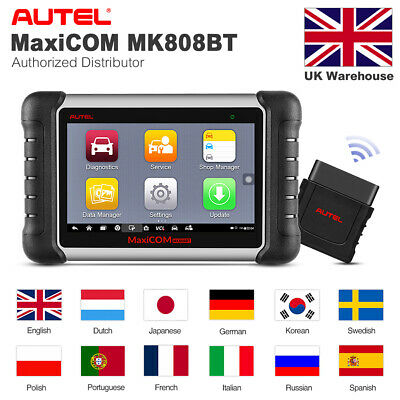 Autel MD805 All System Auto OBD2 Diagnostic Tool Code Reader Scanner ABS SRS EPB