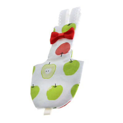 Cloth Diapers Adjustable Washable and Reusable Pocket Diapers for Bird
