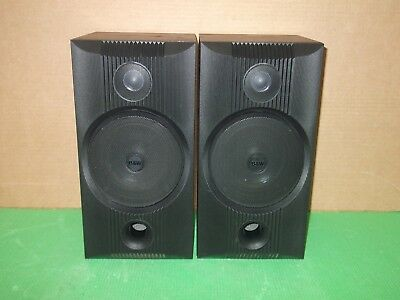 B&W Bowers & Wilkins Speakers 2002