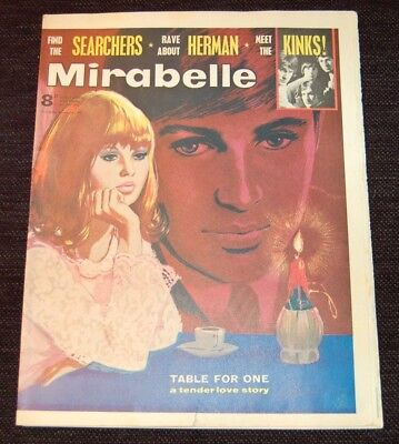 Mirabelle 1st May 1965