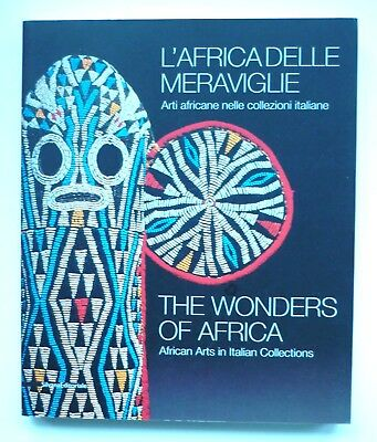 Book: The Wonders of Africa: African Arts in Italian Collections