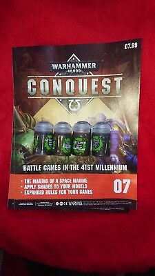 Warhammer40,000, Conquest -Issues 7,