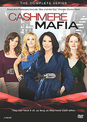 BRAND NEW FACTORY SEALED 2 disc set DVD Cashmere Mafia - The Complete Series
