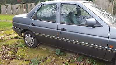 Ford Orion Lx I 1992 1.8 Petrol Manual 39K Miles Future Classic No Reserve
