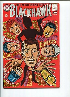 Blackhawk  #240  9.0  Vf/nm    Sale!!   $25.00 Retail Value!!