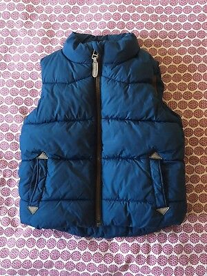 Next baby boys 12-18 months bodywarmer gilet - Excellent condition