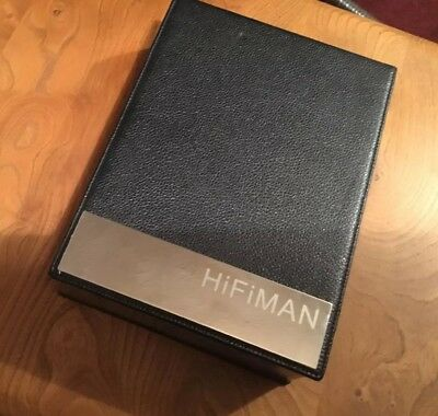 HiFiMan HM 901 Official Box, Battery And Cable ONLY