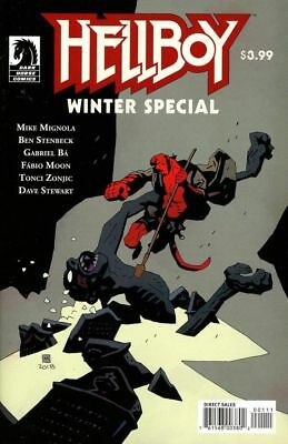 Hellboy Winter Special 2018 #1 (2018) Vf/Nm Dark Horse
