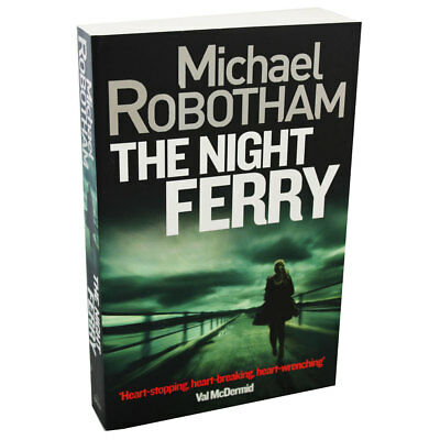 The Night Ferry by Michael Robotham (Paperback), Fiction Books, Brand New