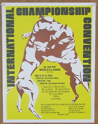 Pit Bull Terrier Historical Posters, Lot of 2 Poster, Real Convention Poster