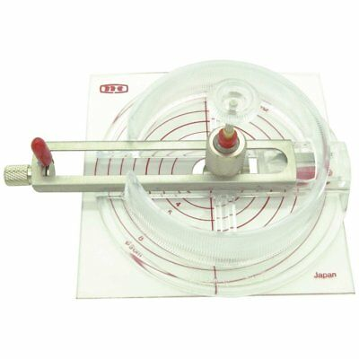 New NT iC-1500P Circle Compass Cutter Leather Craft from
