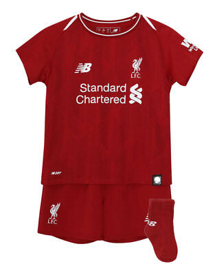 Liverpool Home Baby Kit 2018/19